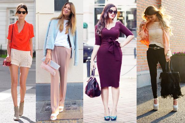 image1-183 | 24 стильных сочетания обуви и сумок