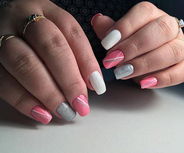 image10-84 | Прекрасные идеи маникюра на квадратные ногти