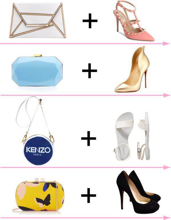 image13-63 | 24 стильных сочетания обуви и сумок