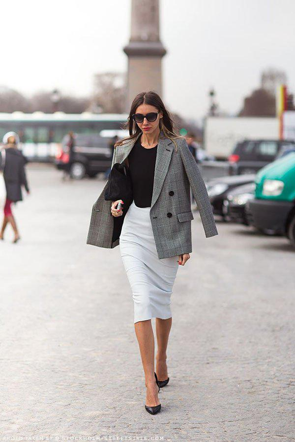 image19-58   20 стильных образов с юбкой для деловой леди