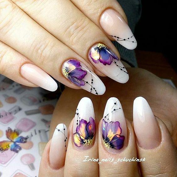 image20-39   Интересные идеи маникюра с рисунками на ногтях