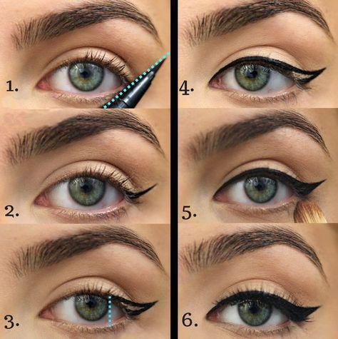 image3-126   Искусство макияжа: пошаговые инструкции на все случаи жизни
