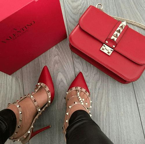 image4-1 | 24 стильных сочетания обуви и сумок