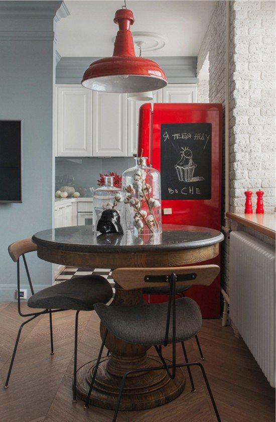 image1-43 | Новый дизайн старого холодильника: 7 способов создать стильный интерьер