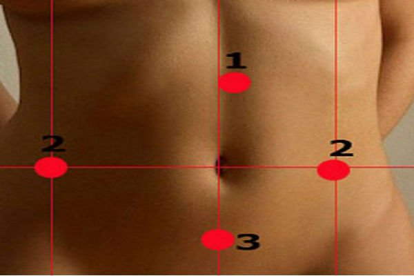 image1-52 | Массаж 5 точек, который поможет сбросить 3 килограмма за неделю