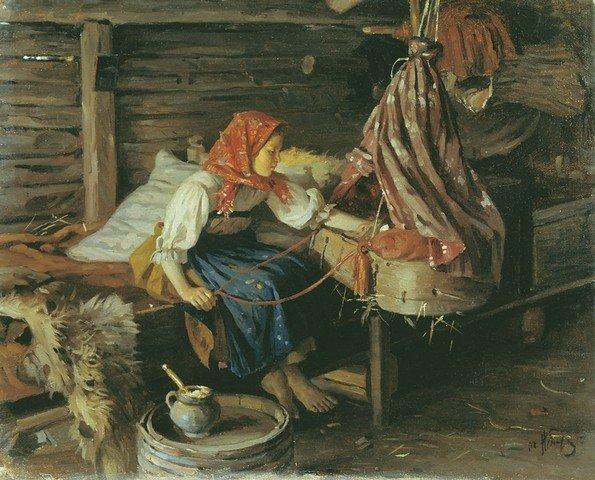 image1-61   Что умела делать 10-летняя девочка на Руси 100 лет назад?