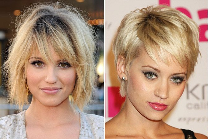 image10-81 | Красивые и стильные укладки на короткие волосы