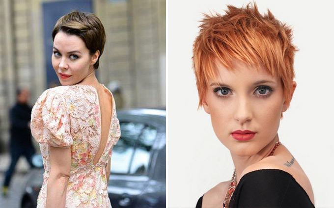 image102-1 | Модные женские стрижки на короткие волосы: основные правила и варианты исполнения