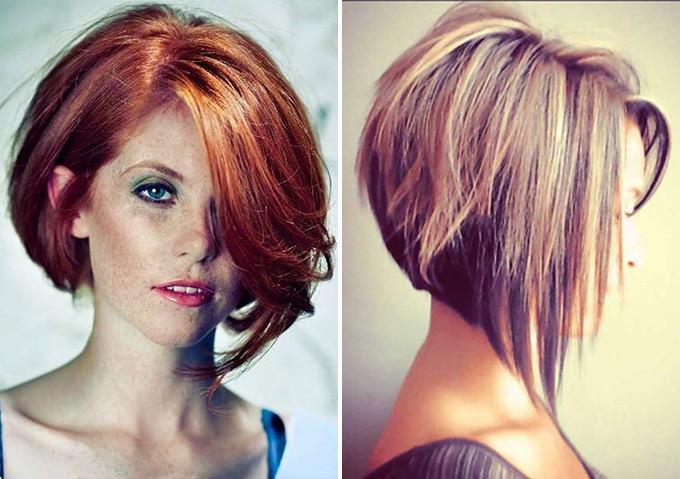 image108-1 | Модные женские стрижки на короткие волосы: основные правила и варианты исполнения