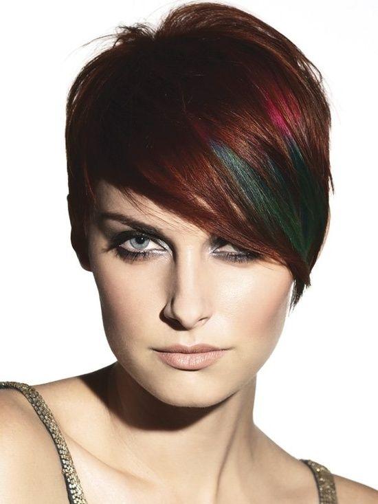 image12-42 | Модные оттенки и техники окрашивания на короткие волосы 2018