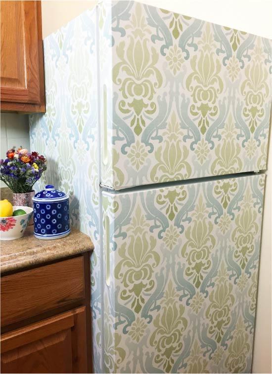 image14-18 | Новый дизайн старого холодильника: 7 способов создать стильный интерьер