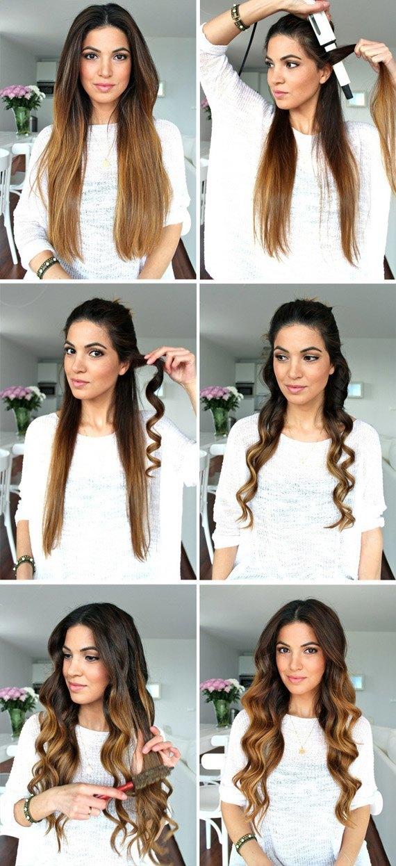 image15-78 | Красивые и стильные укладки на длинные волосы