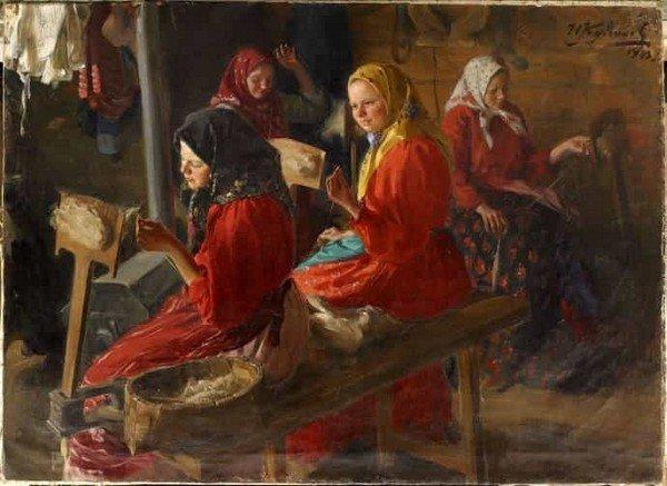 image2-52   Что умела делать 10-летняя девочка на Руси 100 лет назад?