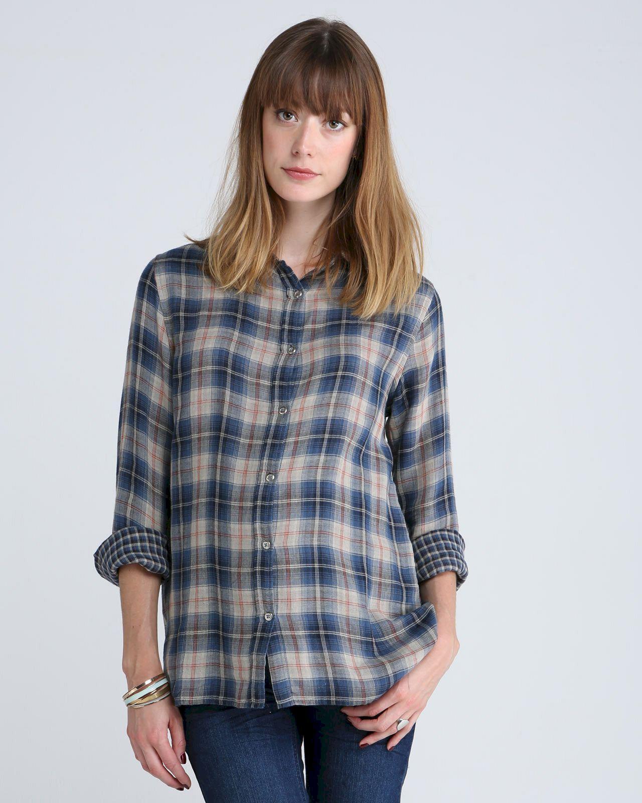 image21-14   Офисный стиль: как носить рубашку и не выглядеть скучной