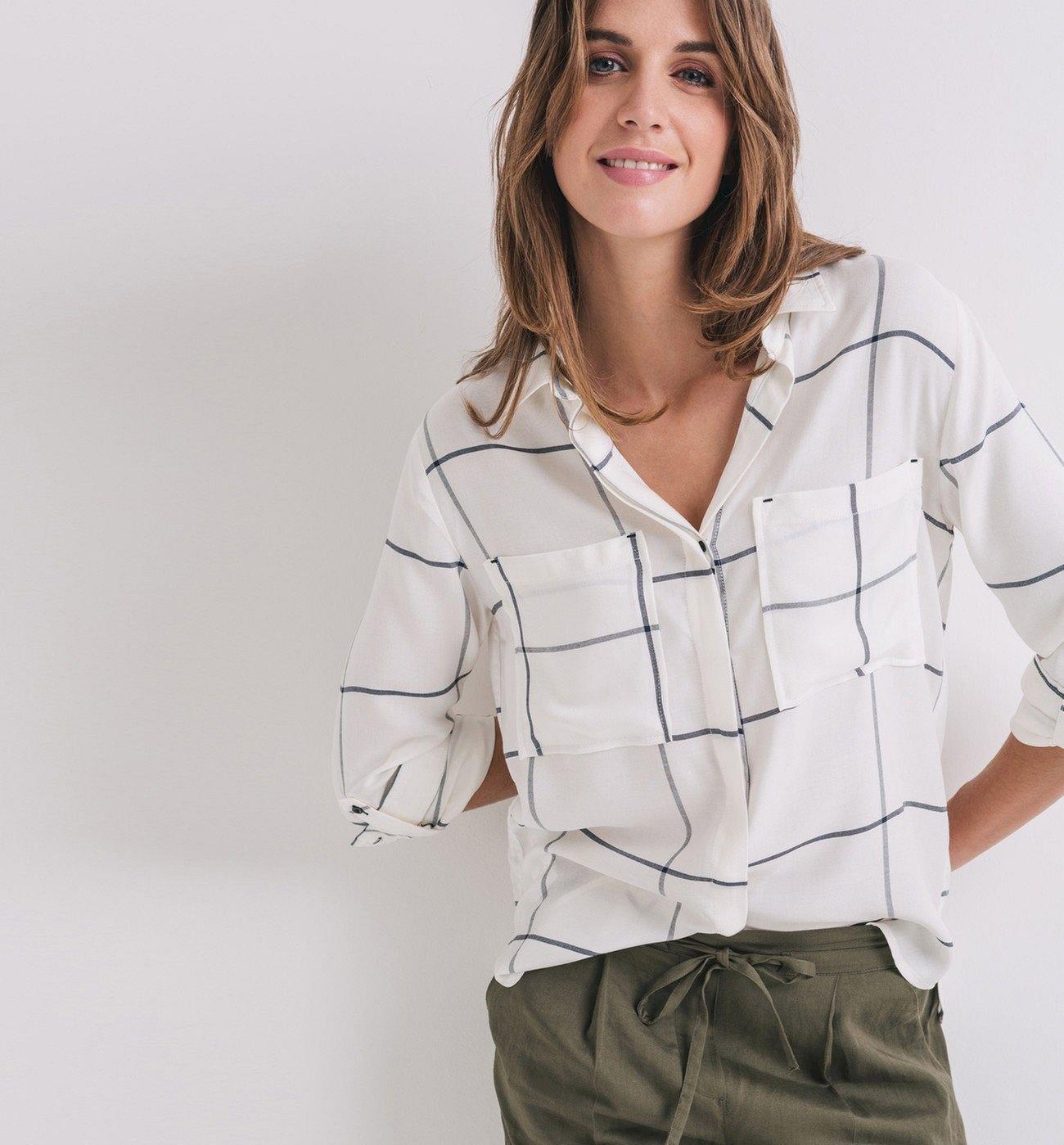 image24-15   Офисный стиль: как носить рубашку и не выглядеть скучной