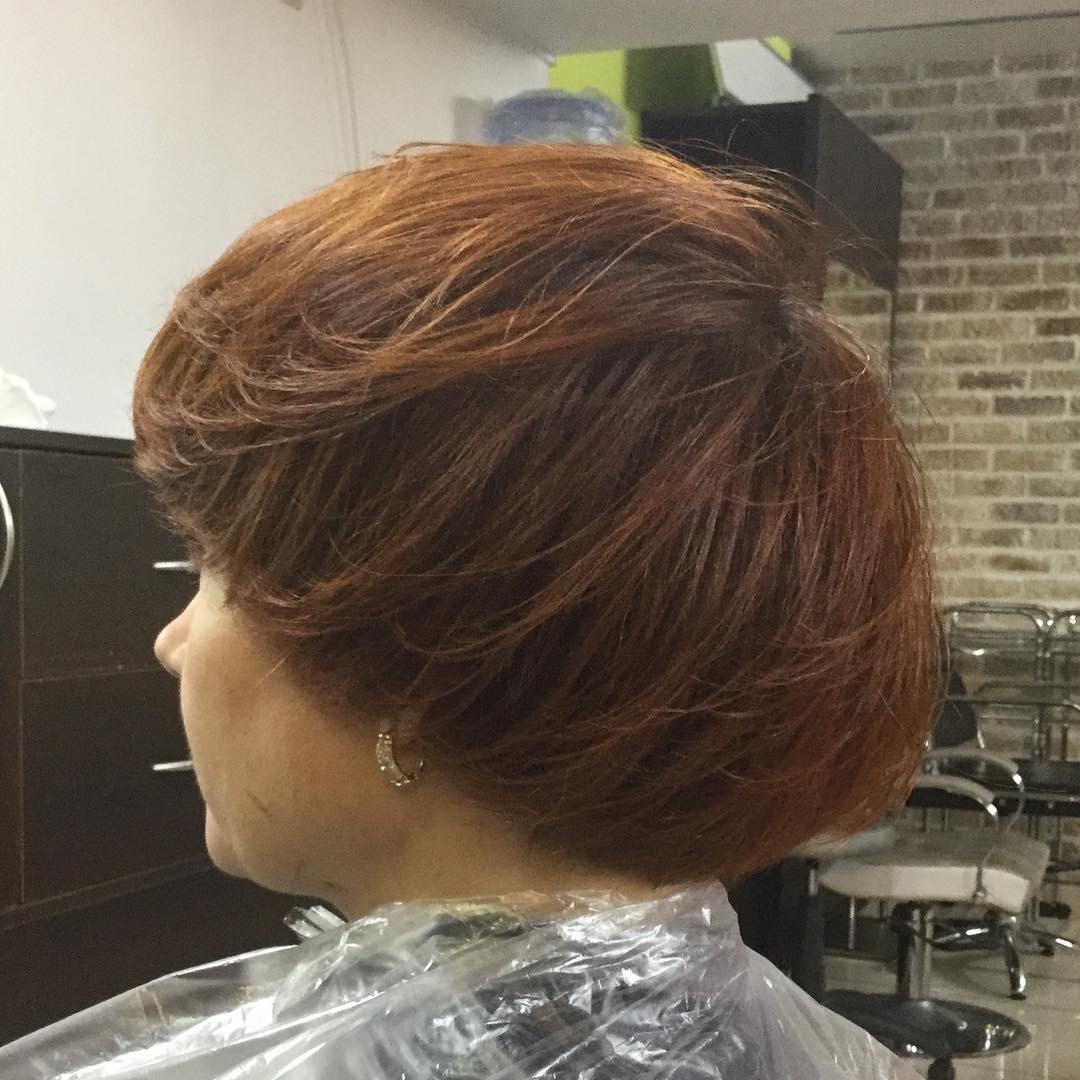 image25-32 | Модные женские стрижки на короткие волосы: основные правила и варианты исполнения