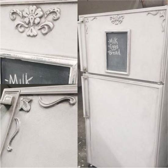 image29-4 | Новый дизайн старого холодильника: 7 способов создать стильный интерьер