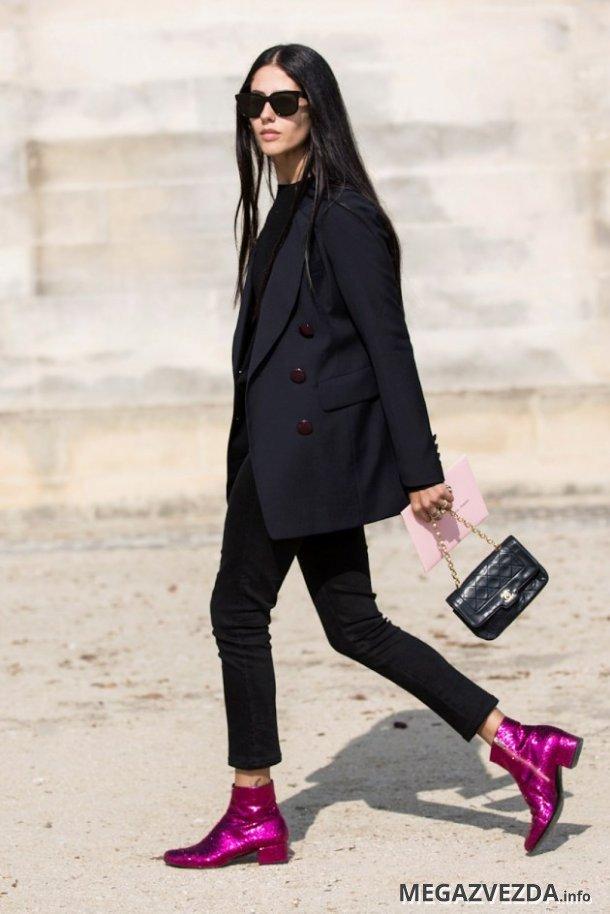 image30-13   8 стильных образов с черными брюками: модные тенденции весны 2018