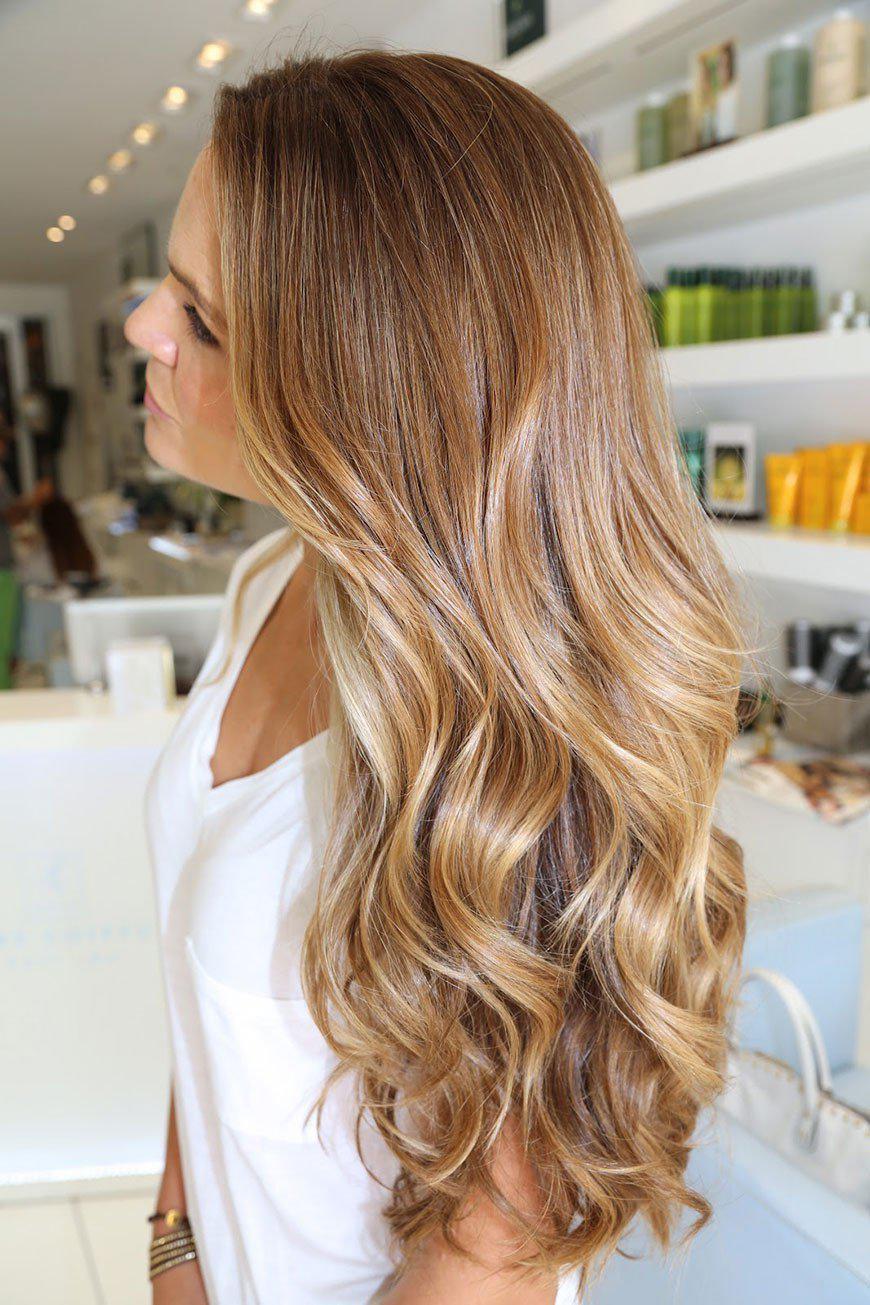 image38-12   Брондирование волос: описание, виды, техника выполнения для любой длины и цвета волос