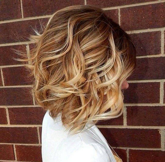image38-4 | Модные оттенки и техники окрашивания на короткие волосы 2018