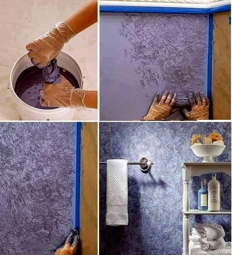image4-125 | Несколько недорогих способов покрасить стены, как в элитном жилье