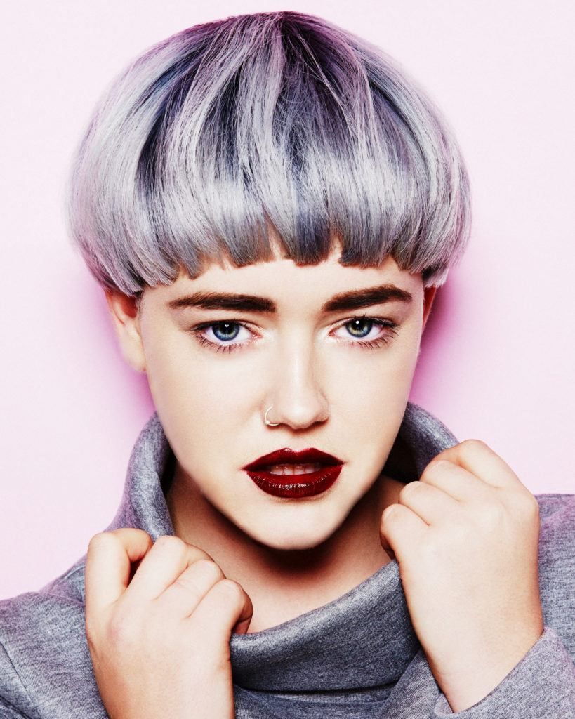 image43-7 | Модные женские стрижки на короткие волосы: основные правила и варианты исполнения