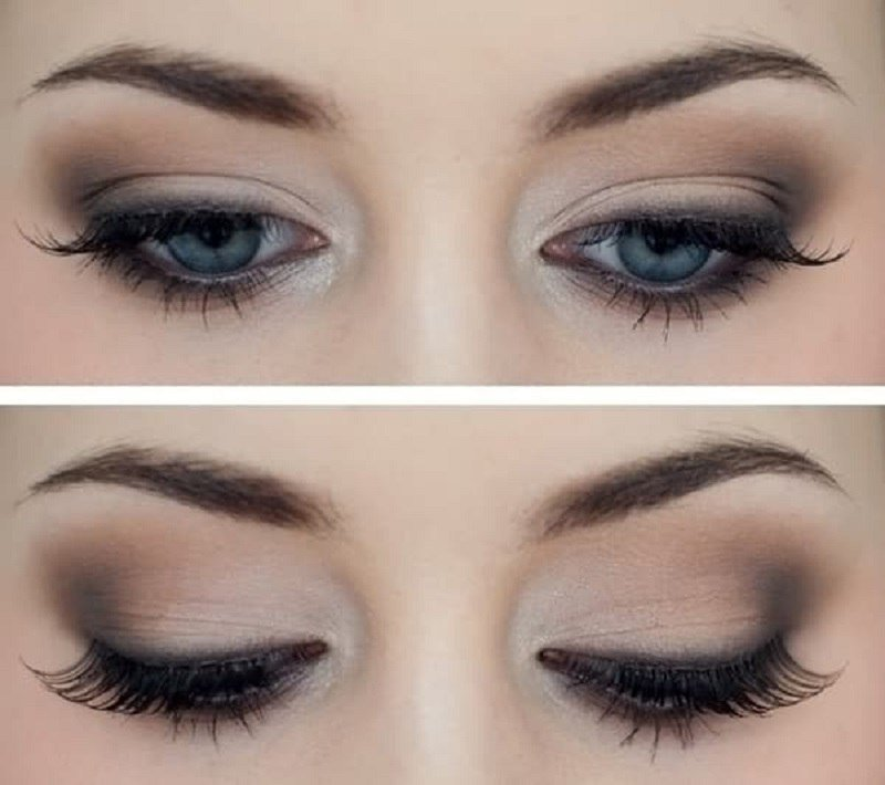image5-49 | Пошаговый макияж глаз — лучшие схемы