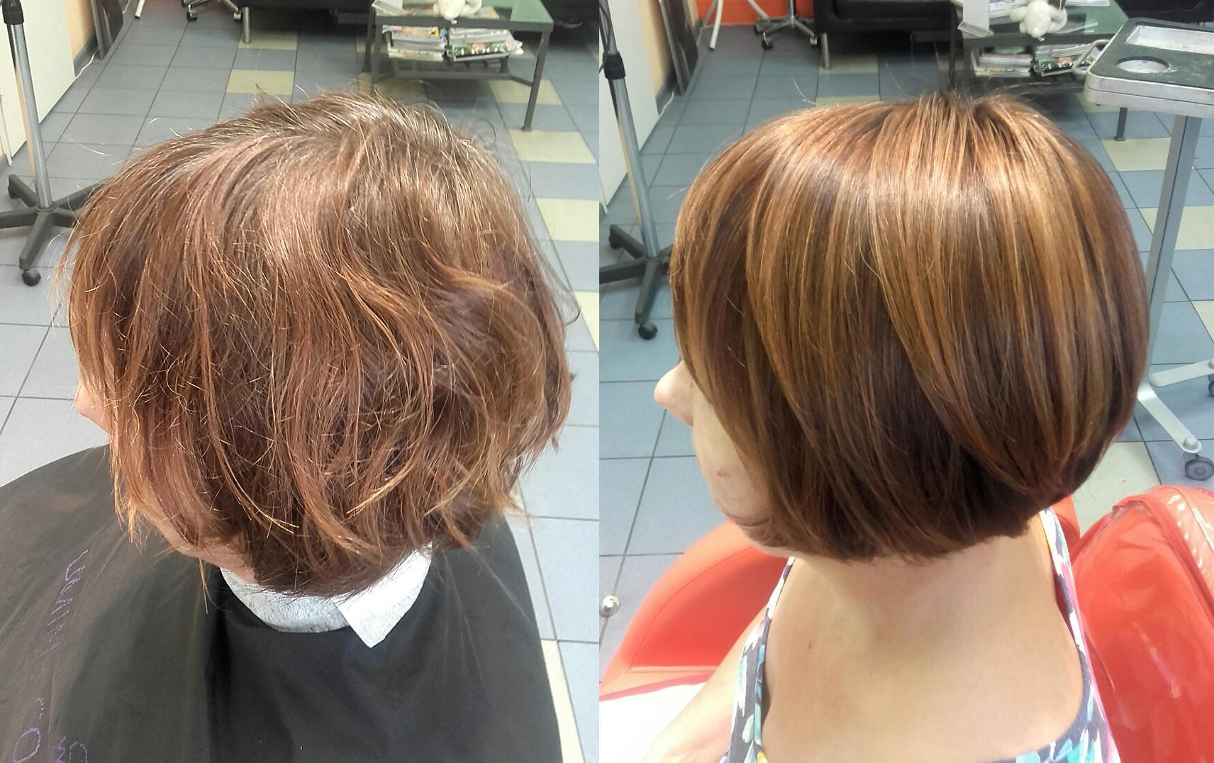 image56-2   Брондирование волос: описание, виды, техника выполнения для любой длины и цвета волос