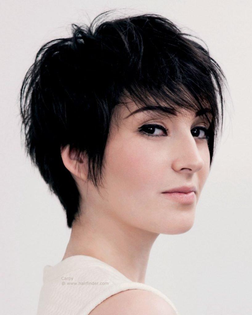 image57-1 | Модные женские стрижки на короткие волосы: основные правила и варианты исполнения