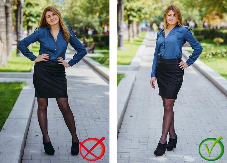 image6-1 | Главные правила удачной фотосессии: как научиться удачно позировать в интерьере и на улице