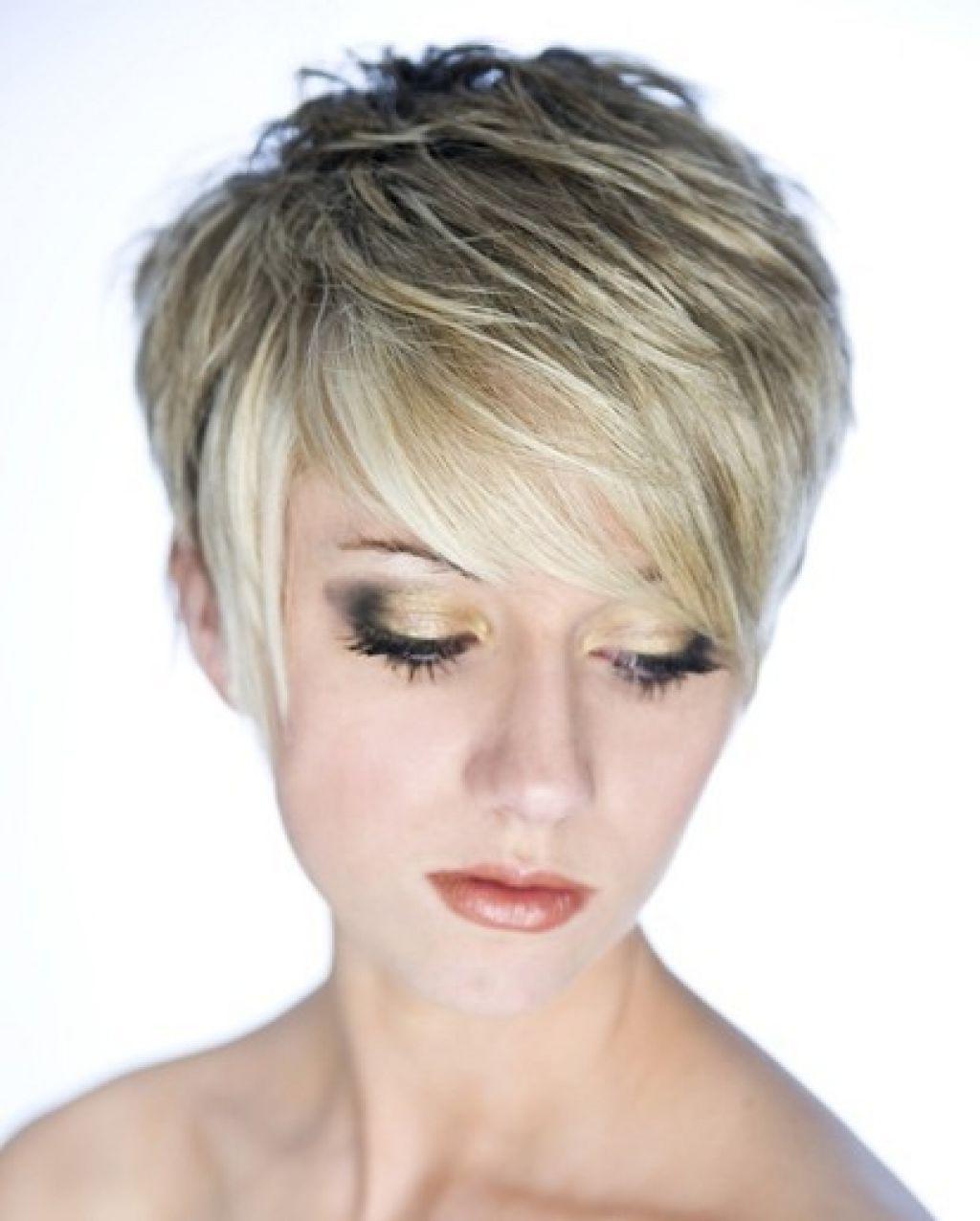 image60-1 | Модные женские стрижки на короткие волосы: основные правила и варианты исполнения