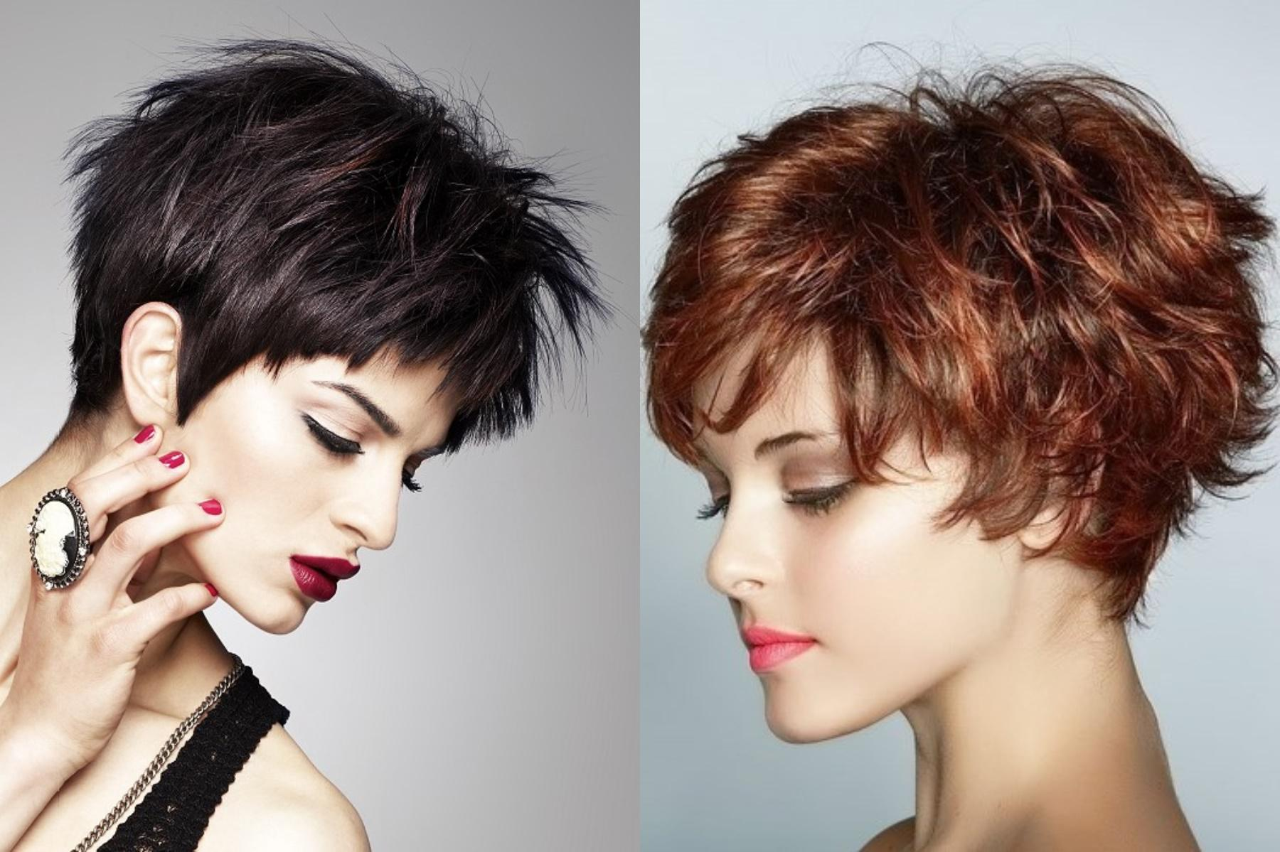 image63-1 | Модные женские стрижки на короткие волосы: основные правила и варианты исполнения