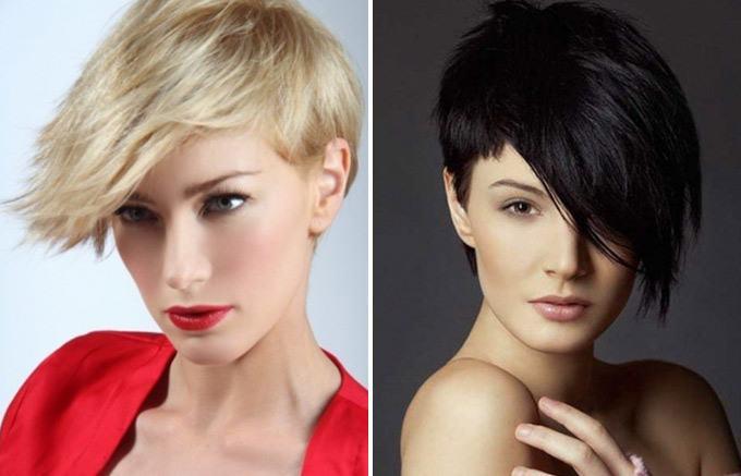 image66-1 | Модные женские стрижки на короткие волосы: основные правила и варианты исполнения