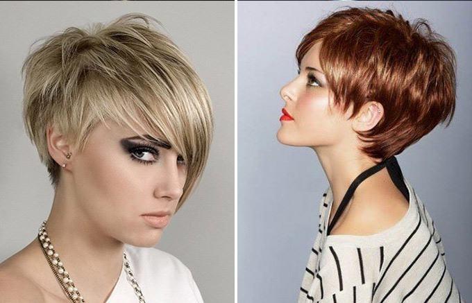 image68-1 | Модные женские стрижки на короткие волосы: основные правила и варианты исполнения