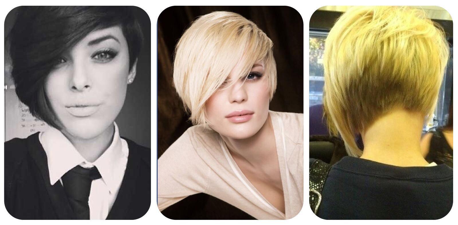image69-1 | Модные женские стрижки на короткие волосы: основные правила и варианты исполнения