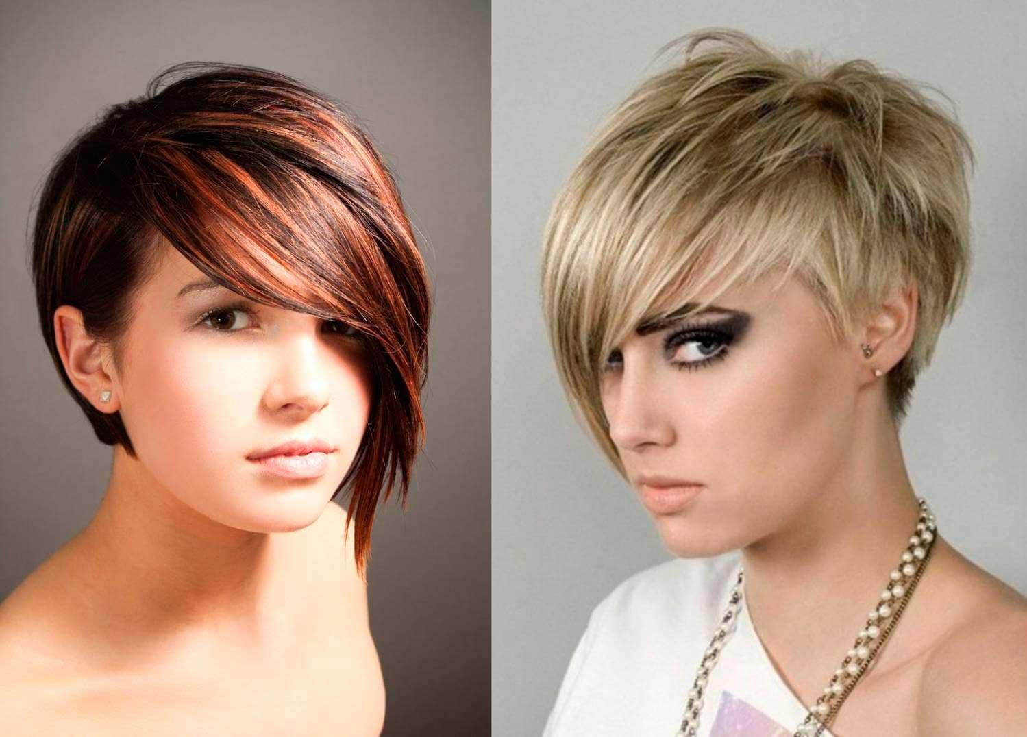 image70-1 | Модные женские стрижки на короткие волосы: основные правила и варианты исполнения