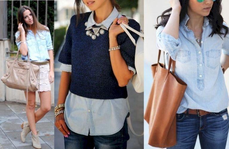 image9-34   Офисный стиль: как носить рубашку и не выглядеть скучной