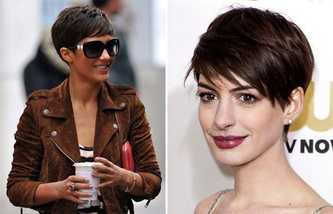 image96-1 | Модные женские стрижки на короткие волосы: основные правила и варианты исполнения