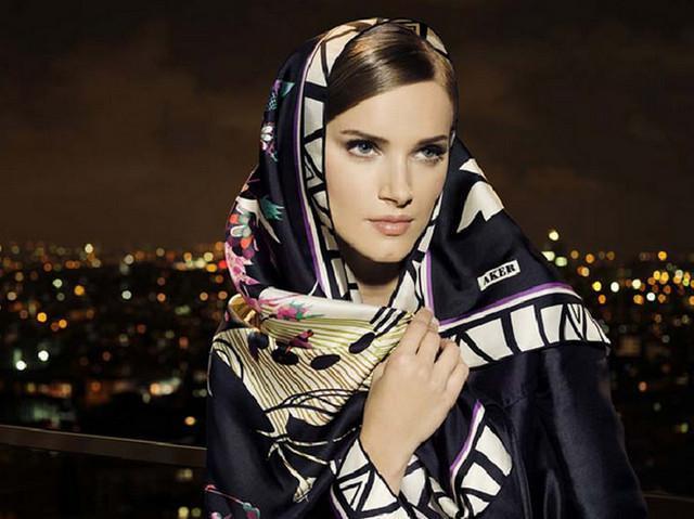 115485461_palantin_na_golovu2   Как красиво и оригинально повязать шарф или палантин на голову