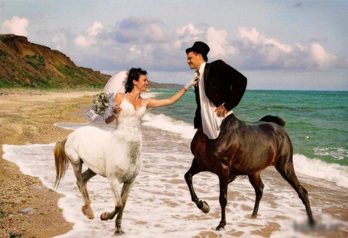 image15-4 | 34 свадебных фотографии, которые насмешат вас до слез!