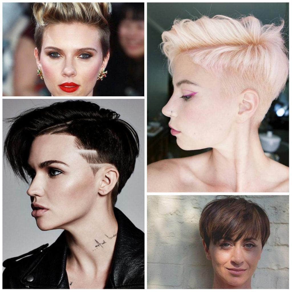 image17-23 | Самые модные женские стрижки 2018 года на короткие волосы (55 фото)