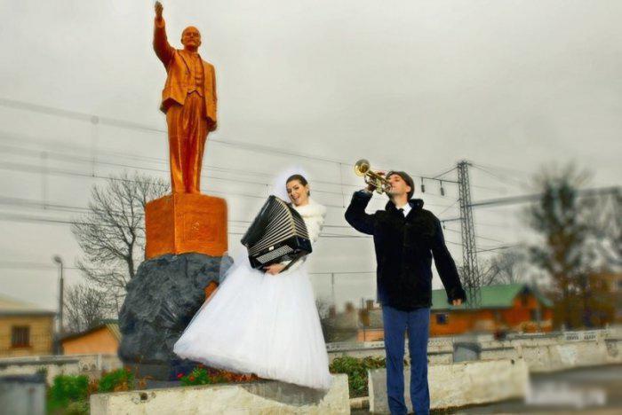 image18-4 | 34 свадебных фотографии, которые насмешат вас до слез!