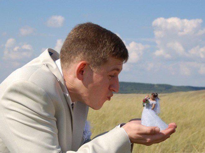 image21-2 | 34 свадебных фотографии, которые насмешат вас до слез!