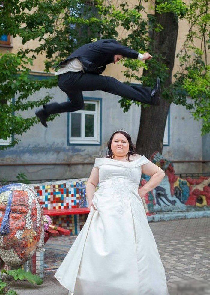 image3-7 | 34 свадебных фотографии, которые насмешат вас до слез!