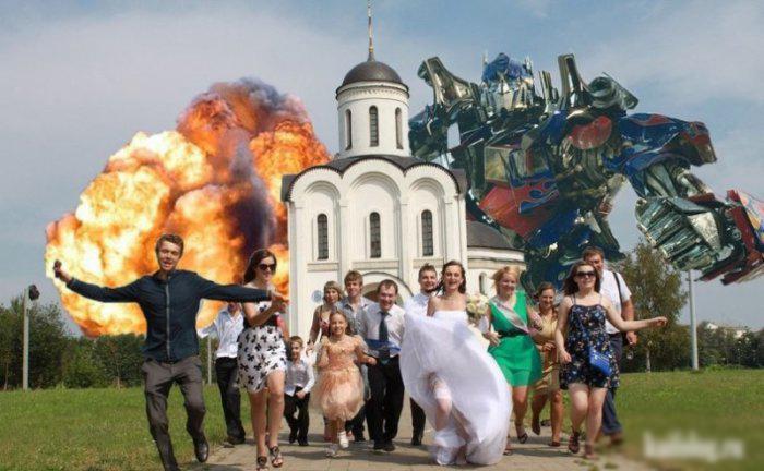 image32-1 | 34 свадебных фотографии, которые насмешат вас до слез!