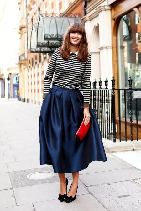 image6-32 | 9 стильных и модных платьев-миди 2018