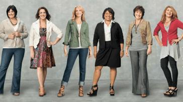 15 модных правил 40-летней женщины