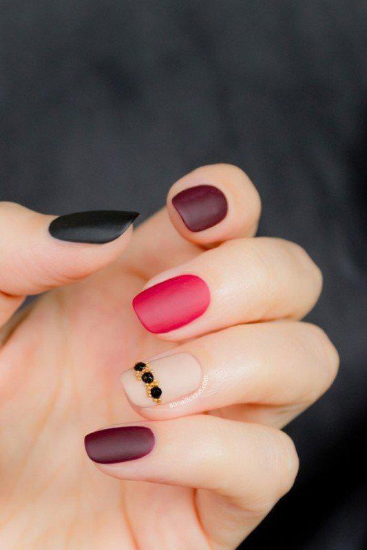 simple-nails-1 | Тренды маникюра: простой маникюр