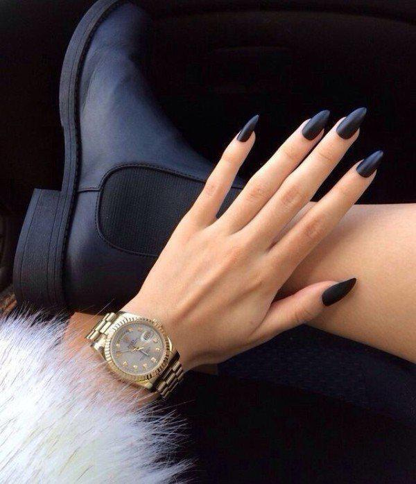 simple-nails-8 | Тренды маникюра: простой маникюр