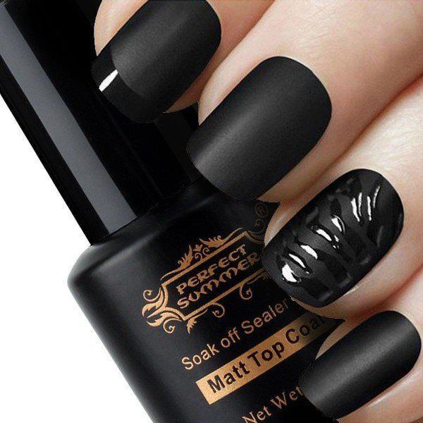 simple-nails-9 | Тренды маникюра: простой маникюр